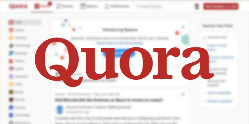 How to Scrape Data from Quora: Questions, Authors, Answers and more