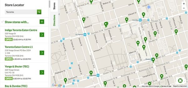 How to easily Scrape Data from a Website's Store Locator