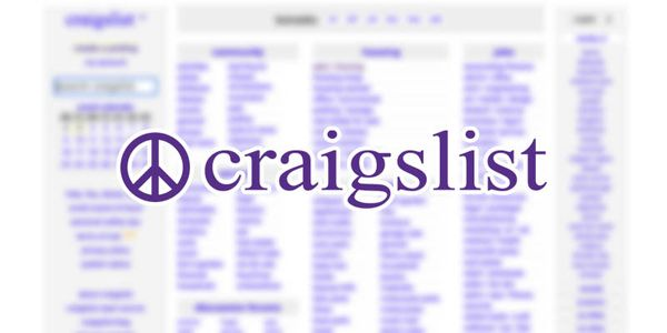 How to Scrape Craigslist Data: Listings, Prices, Details and more.